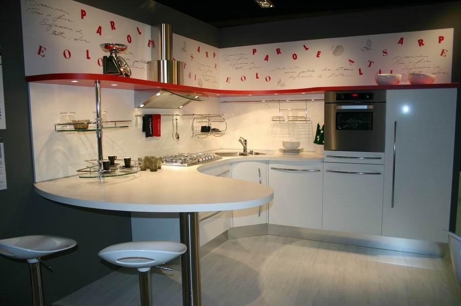 Cucine Occasione Design. Best Cucina Opera By Arredo Laccato Bianco ...