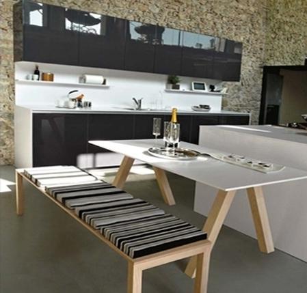 Tavolo Con Panca Angolare Moderno.Panca Angolare Cucina Idee Per La Casa Douglasfalls Com